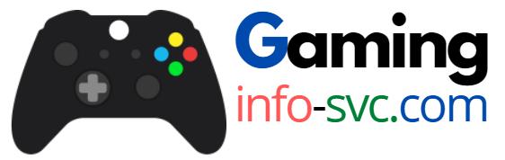 Site de Gaming, consolas e notícias Info-scv